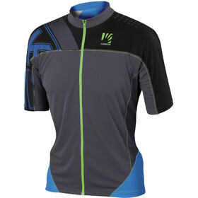 Karpos Teck Jersey Men Bluette/Dark Grey/Black